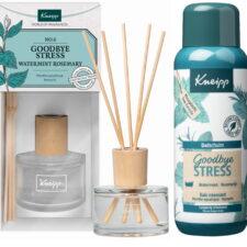 Kneipp Goodbye Stress badschuim geurstokjes