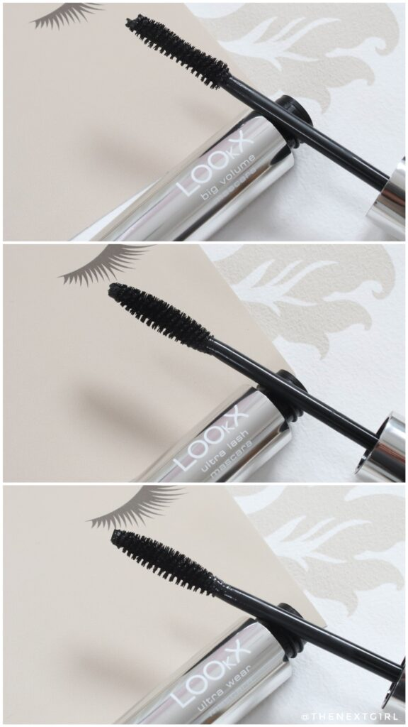 Applicators LOOkX mascara's rond en zandloper