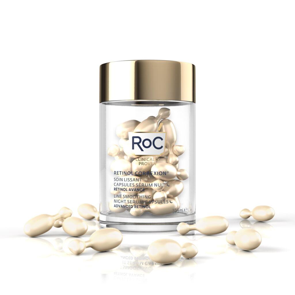 RoC Retinol Correxion capsules
