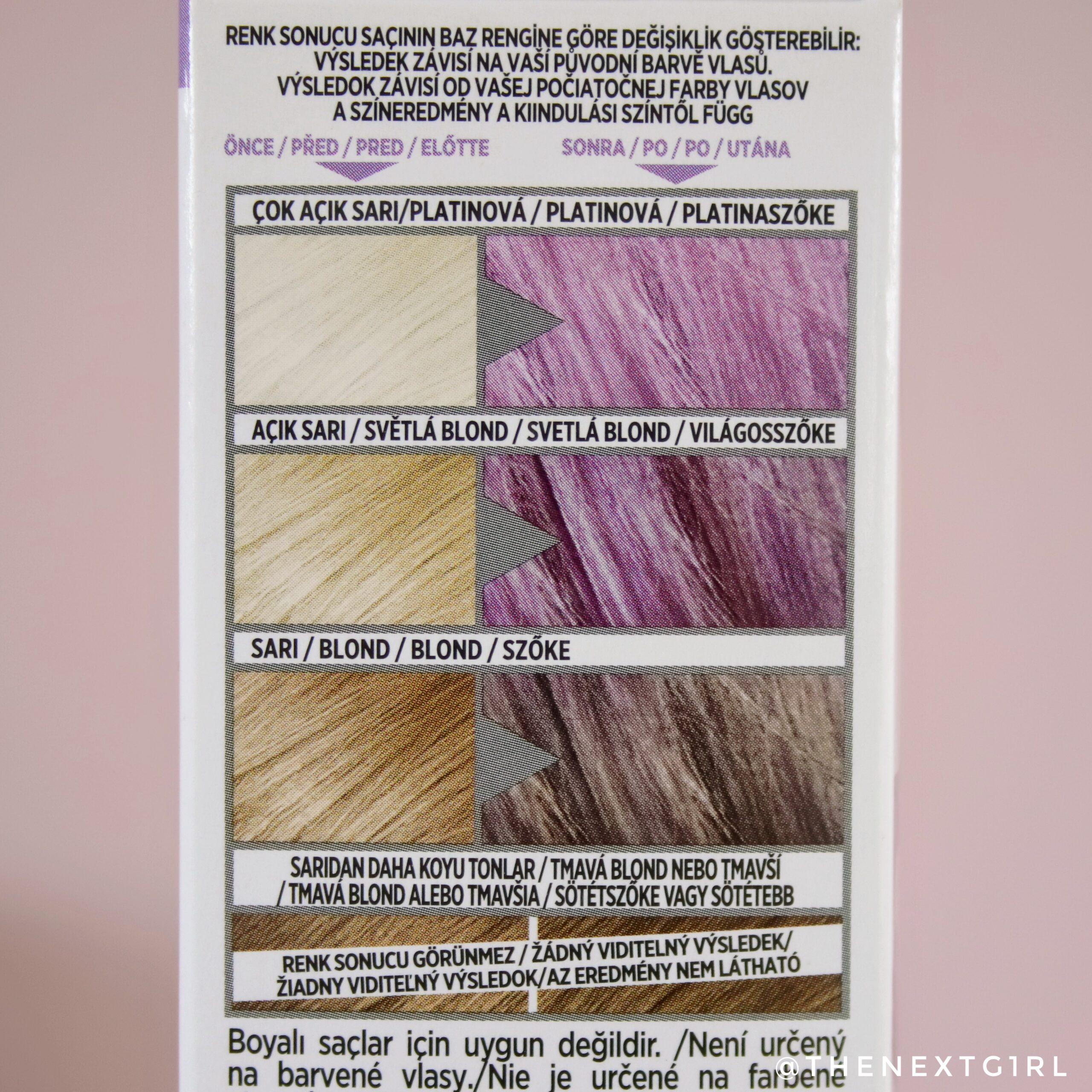 Colorista Washout effect op blong bruin haar