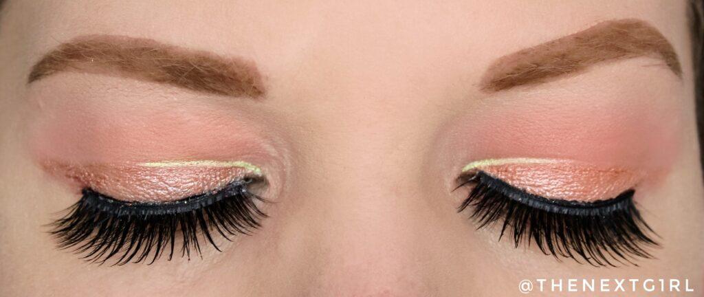 Vergelijking Colourpop Guicami Blush Crush palettes