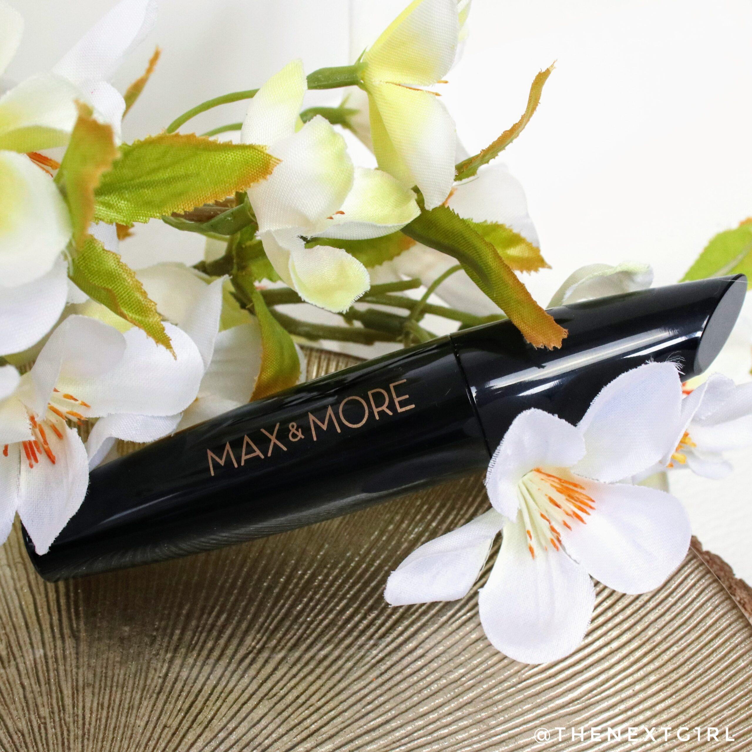 Max&More mascara nieuwe collectie 2020