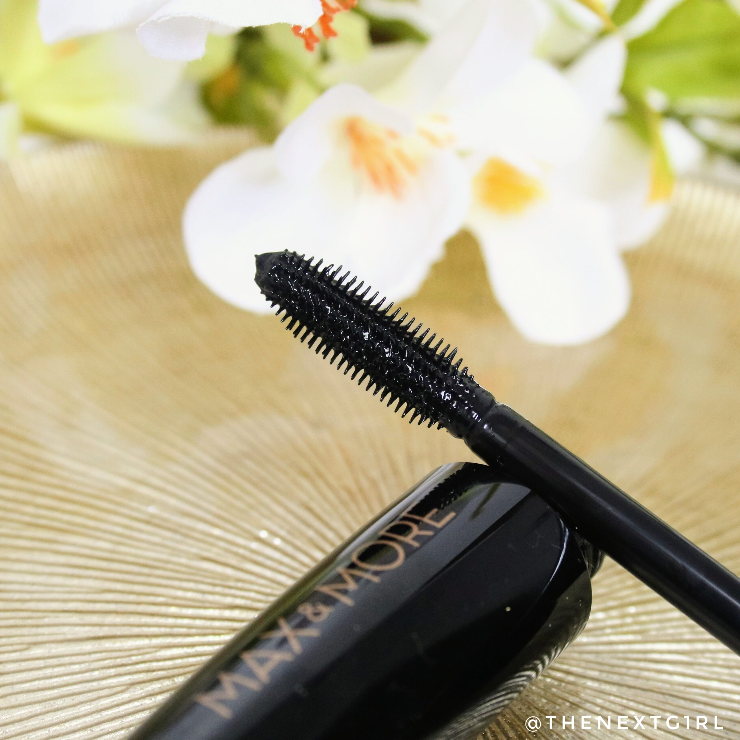 Max&More mascara applicator nieuwe collectie 2020