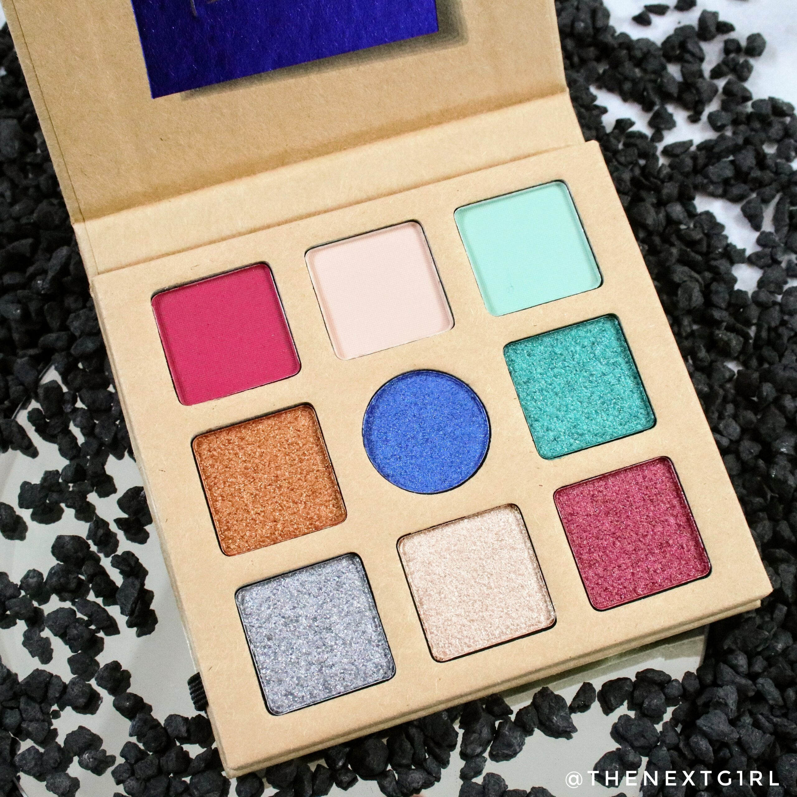 Essence Daily Dose Of oogschaduwpalette kleuren
