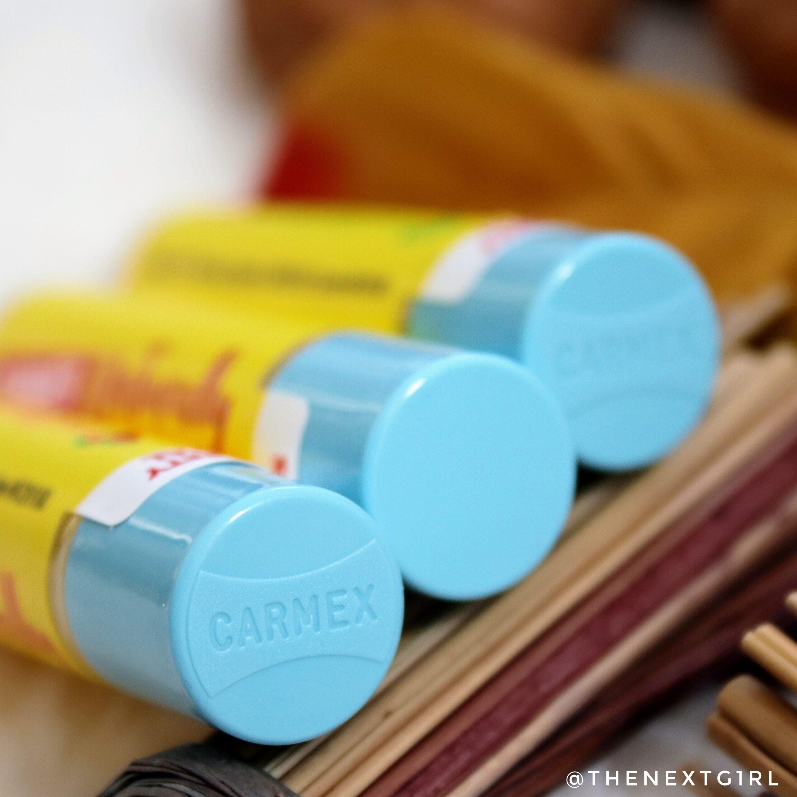 Lippenbalsems van Carmex