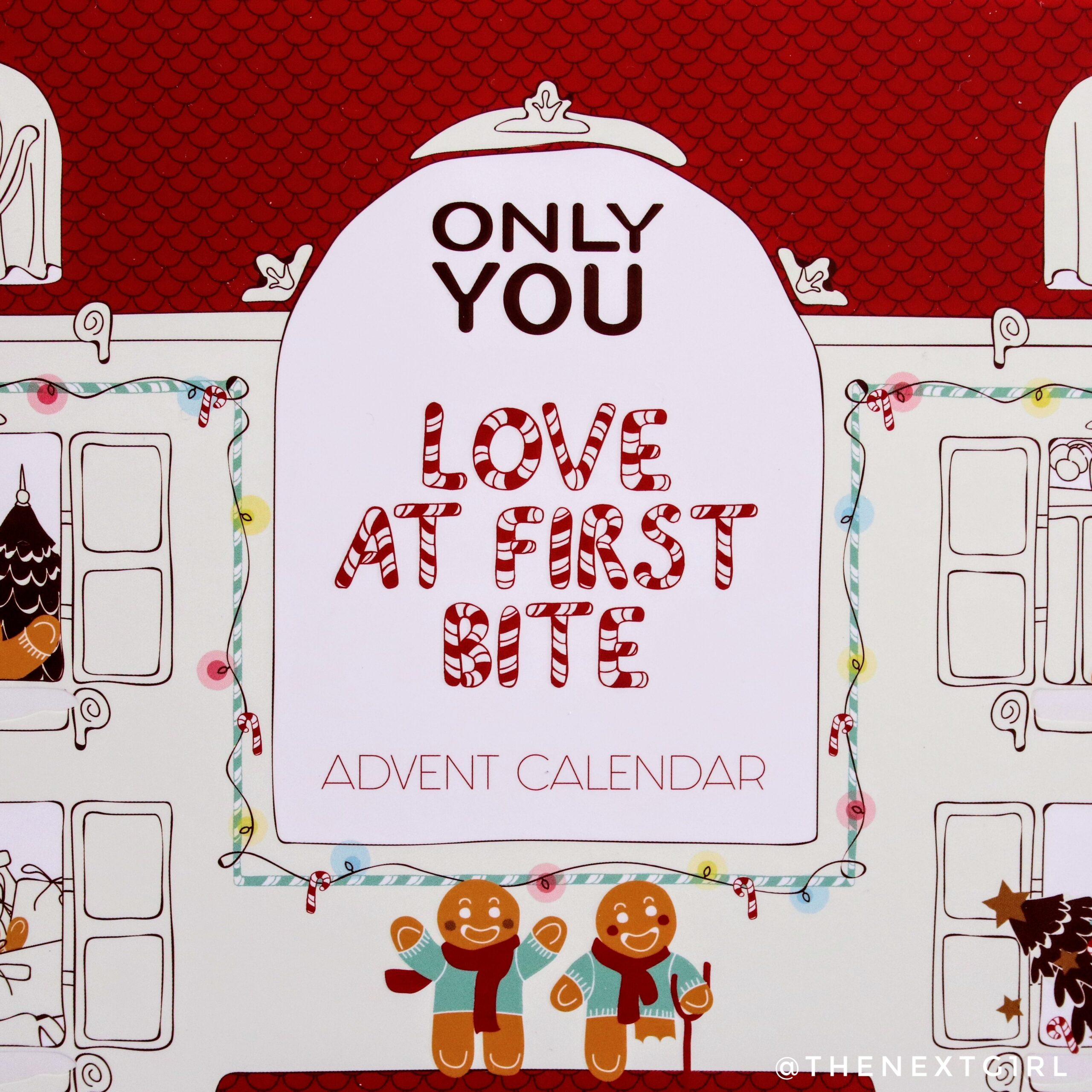 Only You Love at first bite 2020 advent calendar