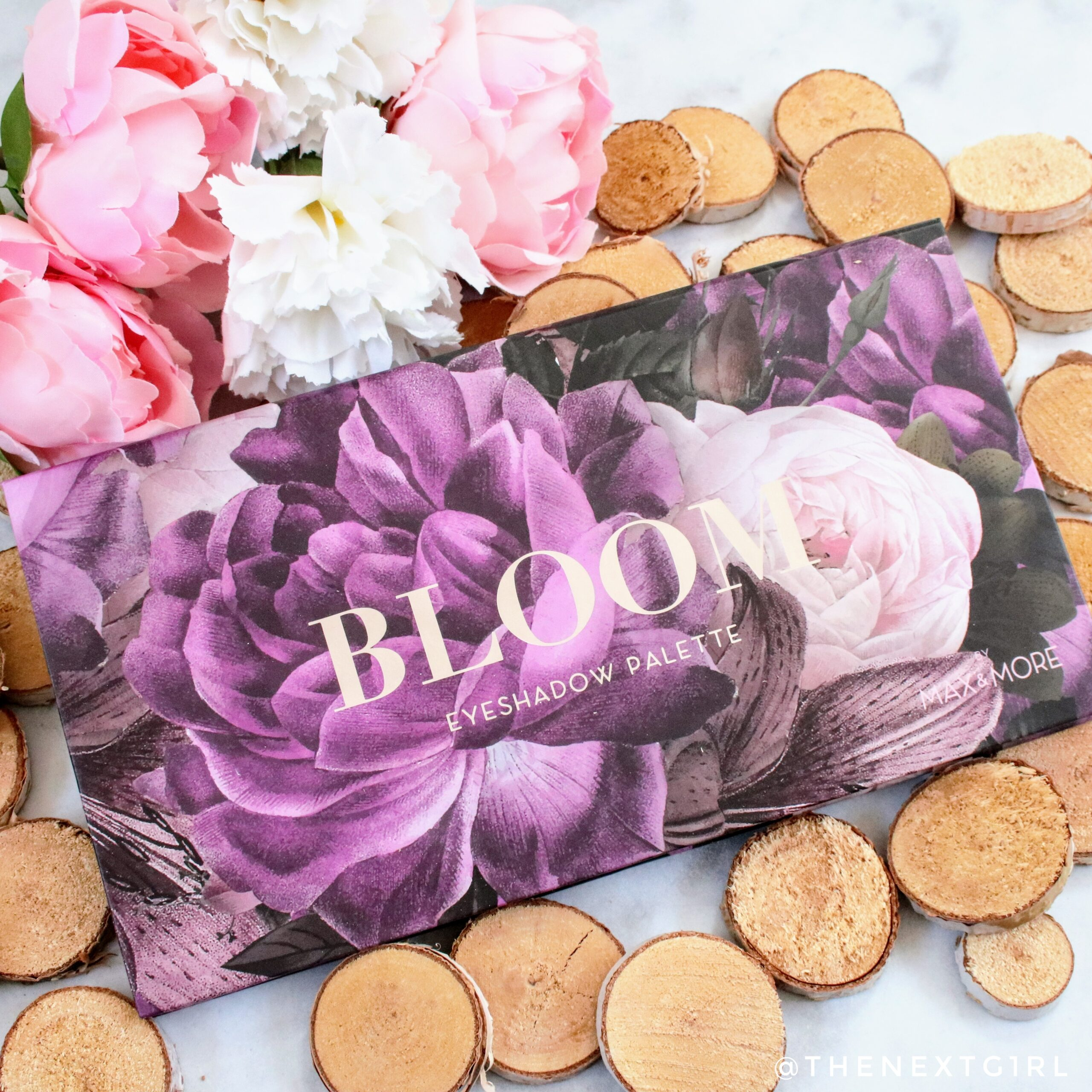 Bloom Max&More oogschaduwpalette