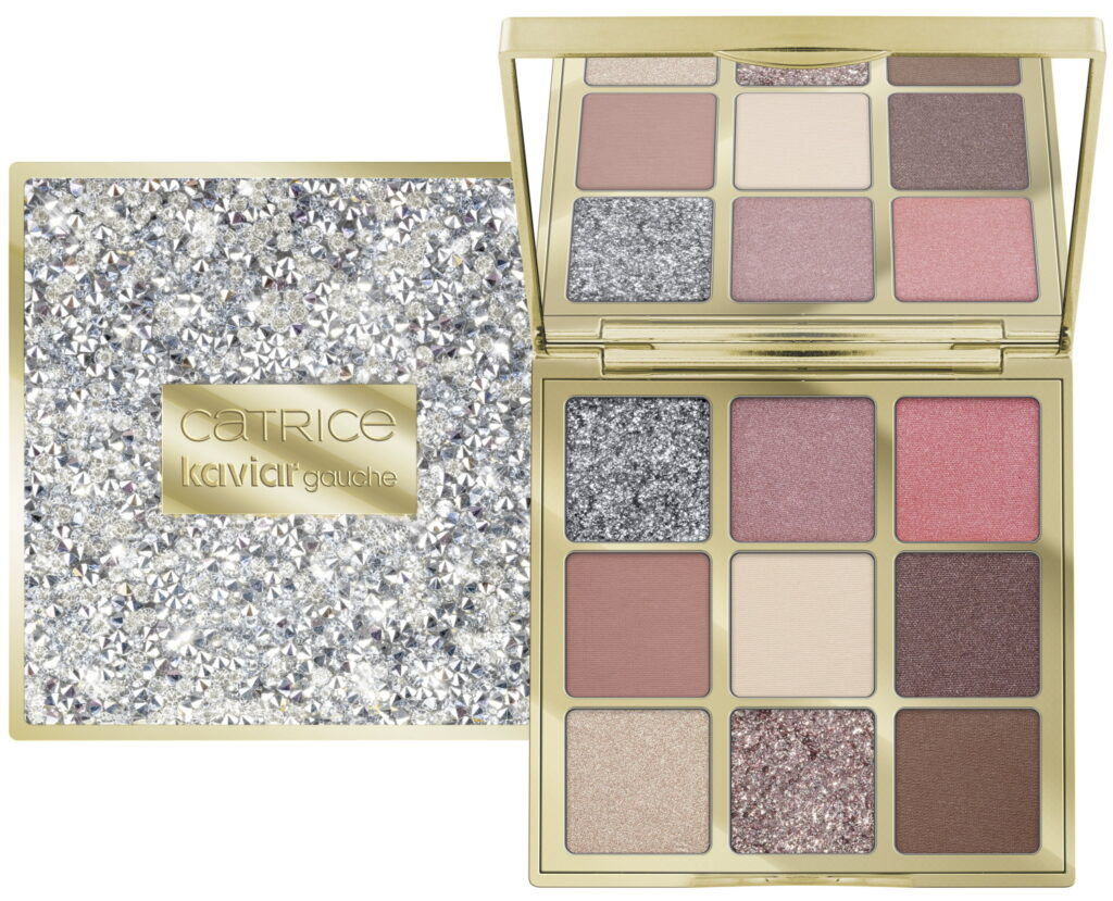Catrice Kaviar Gauche 2020 LE Pressed pigment oogschaduwpalette