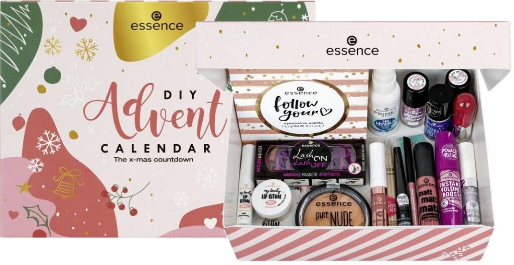 Essence DIY adventskalender 2020
