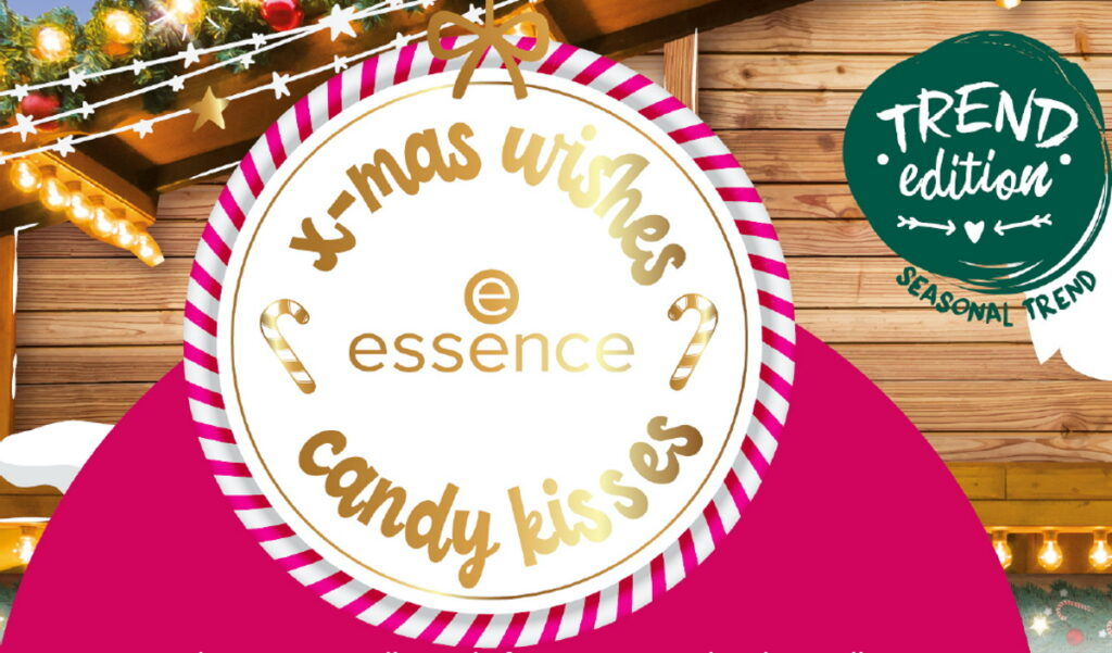 Essence LE X-mas wishes candy kisses 2020 kerstmis square