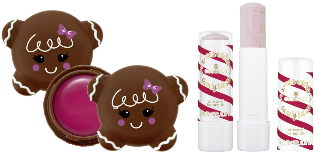 Essence kerstcollectie 2020 lipscrub lippenbalsem