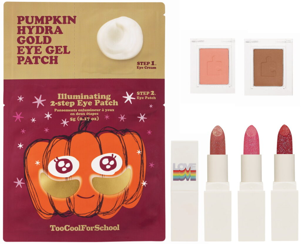 HEMA k-beauty oogmasker make-up holika