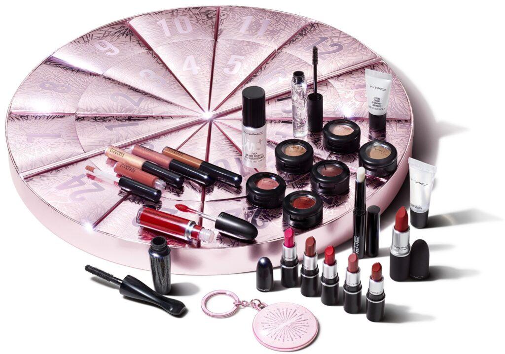 MAC Cosmetics adventskalender 2020