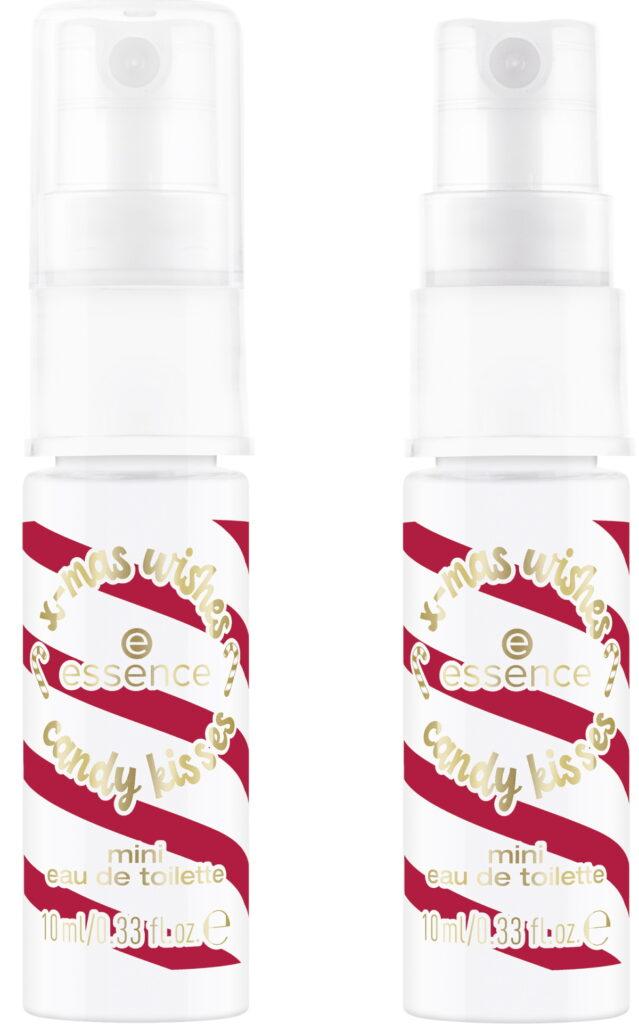 Mini eau de toilette Essence limited edition x-mas 2020