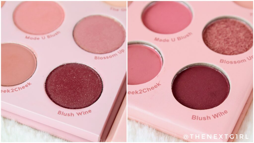 Close-up Blush Wine kleur