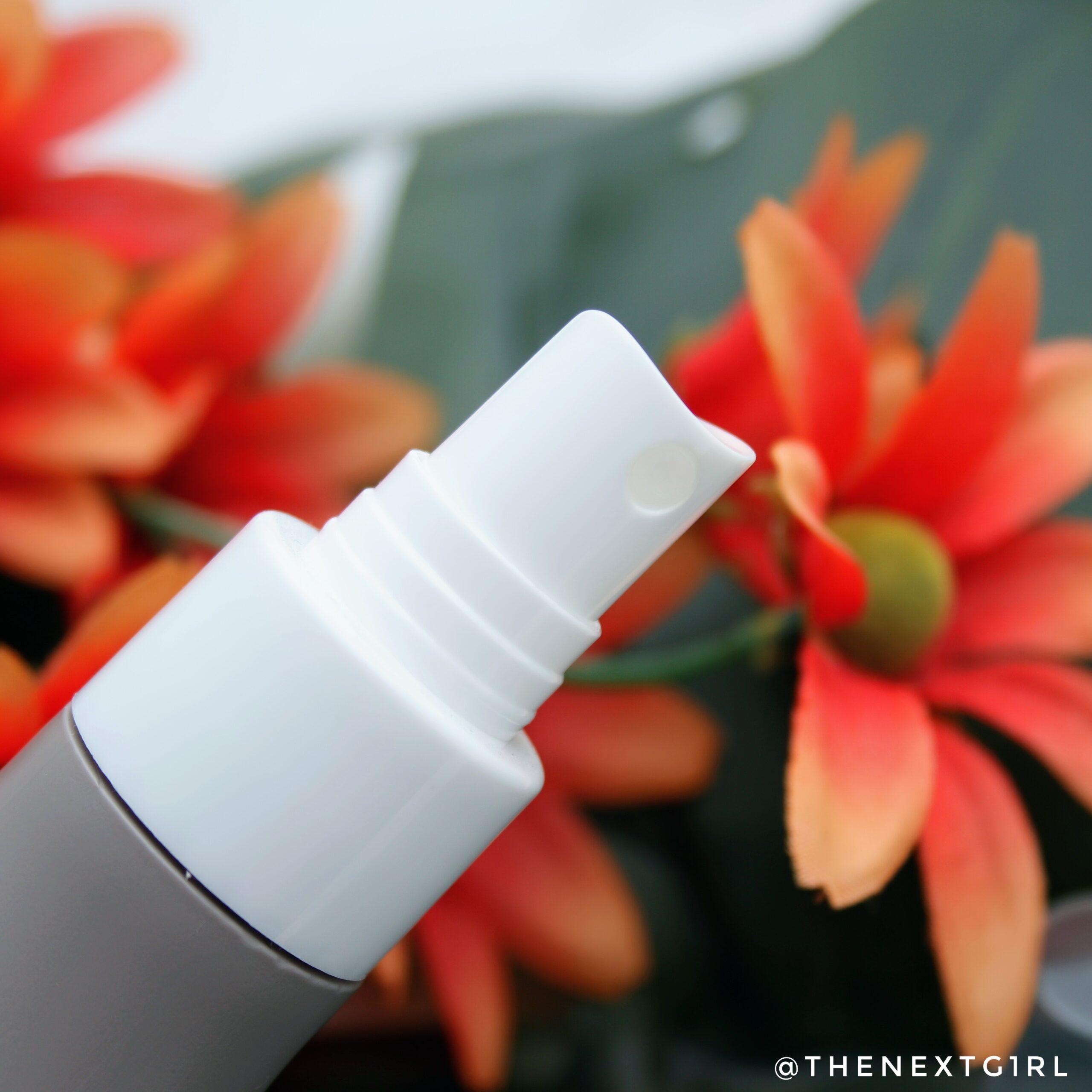 This is it Detox spray voor je haar
