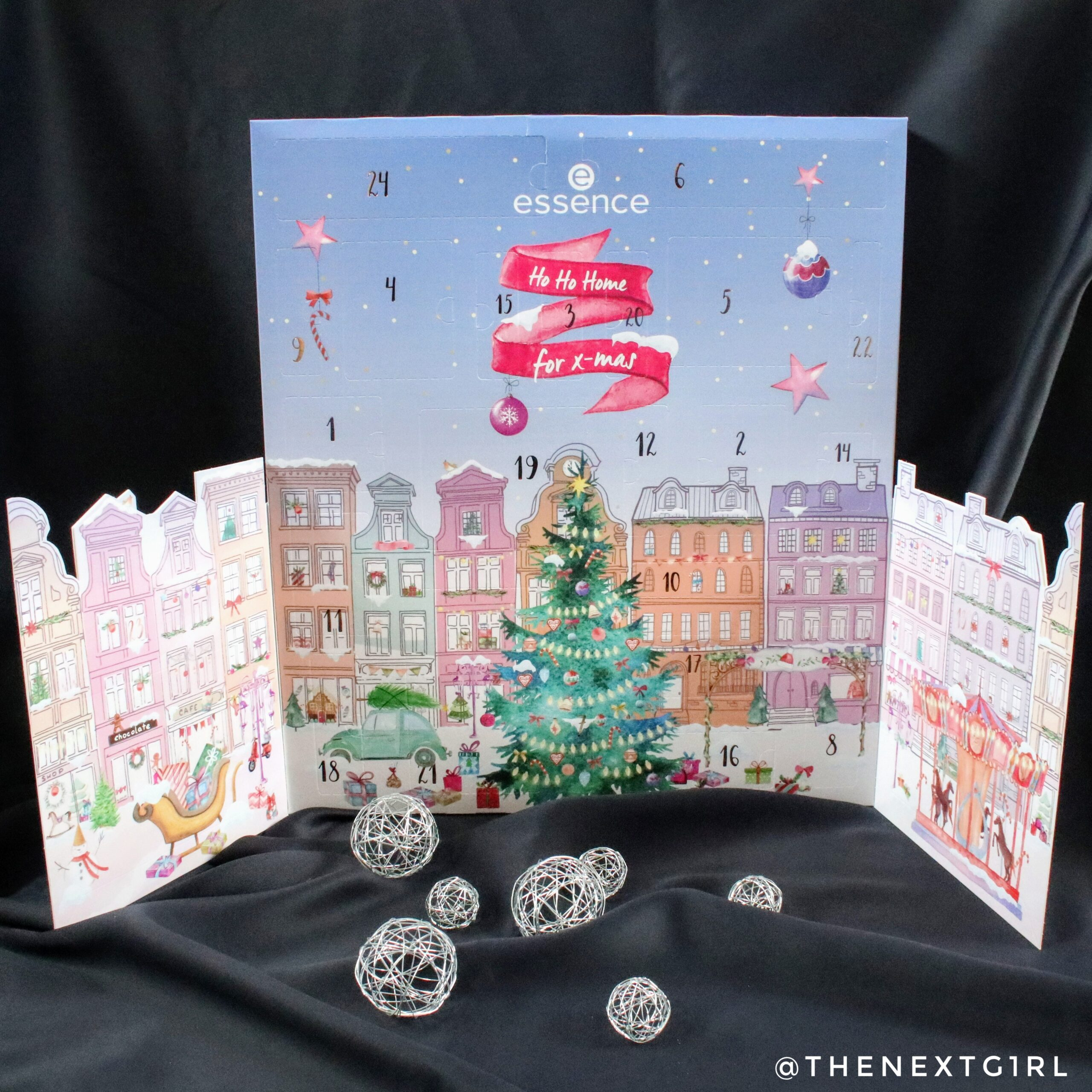 Essence adventskalender kerstmist 2020
