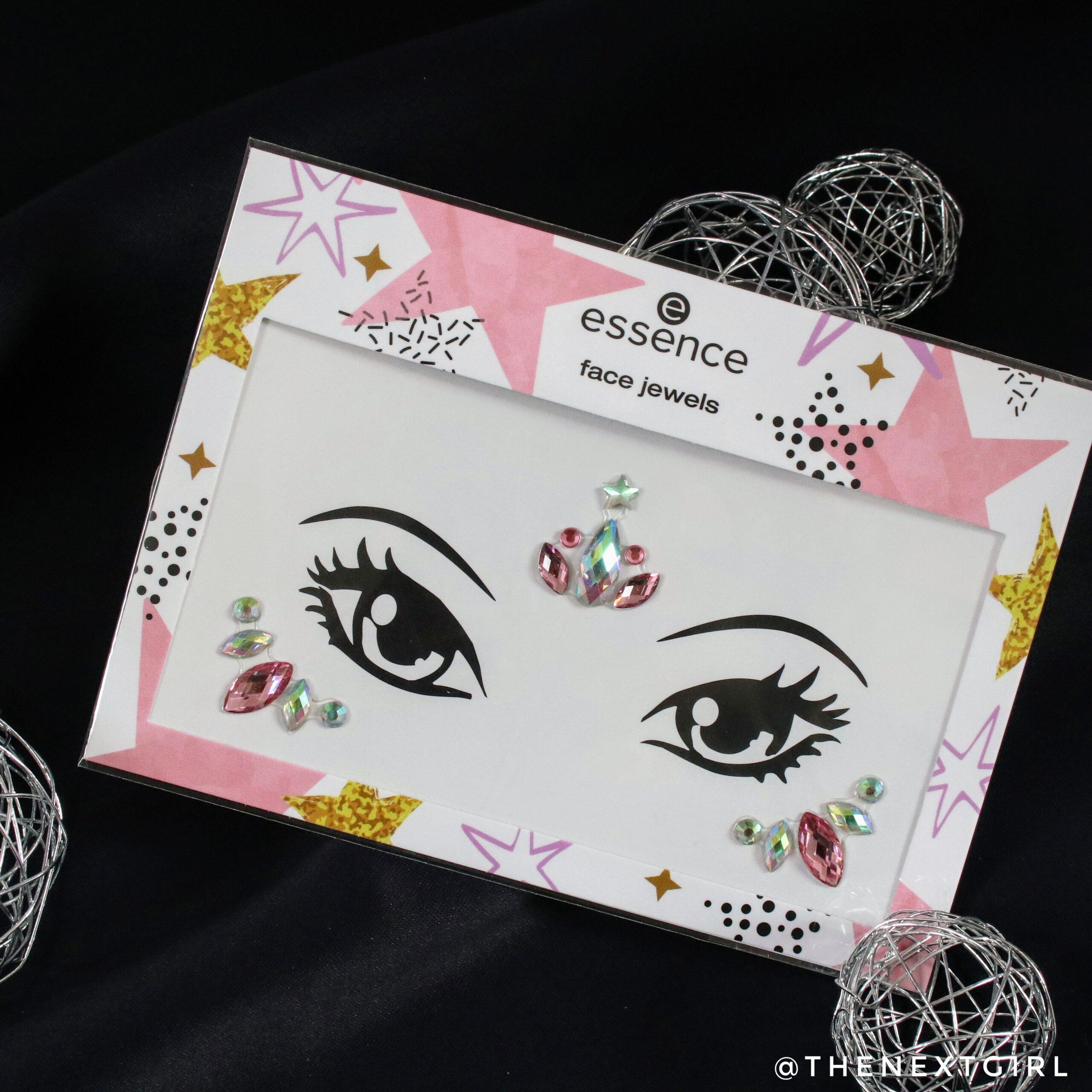 Face jewels plaksteentjes voor gezicht