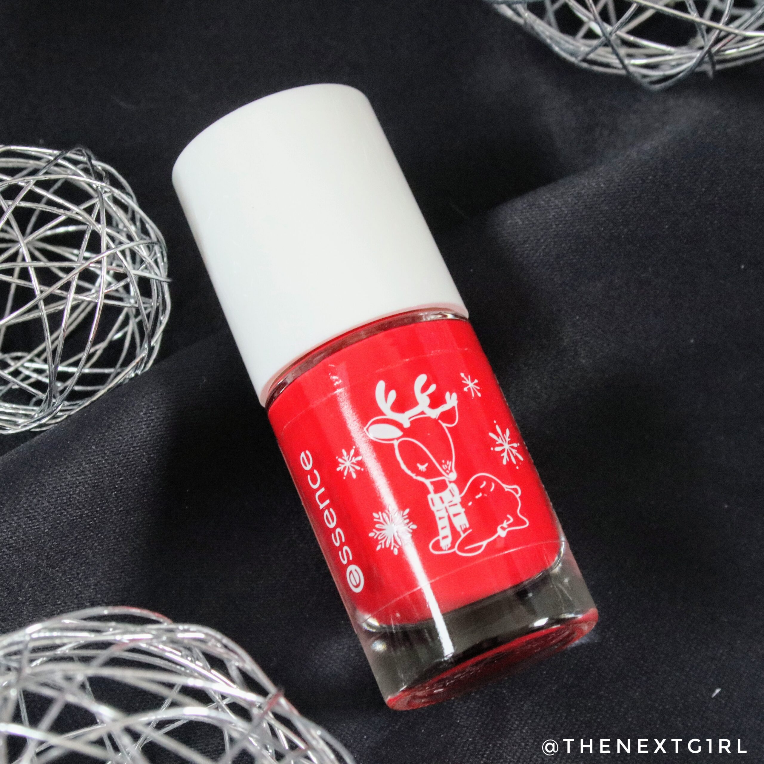 Mini nagellak rood Essence