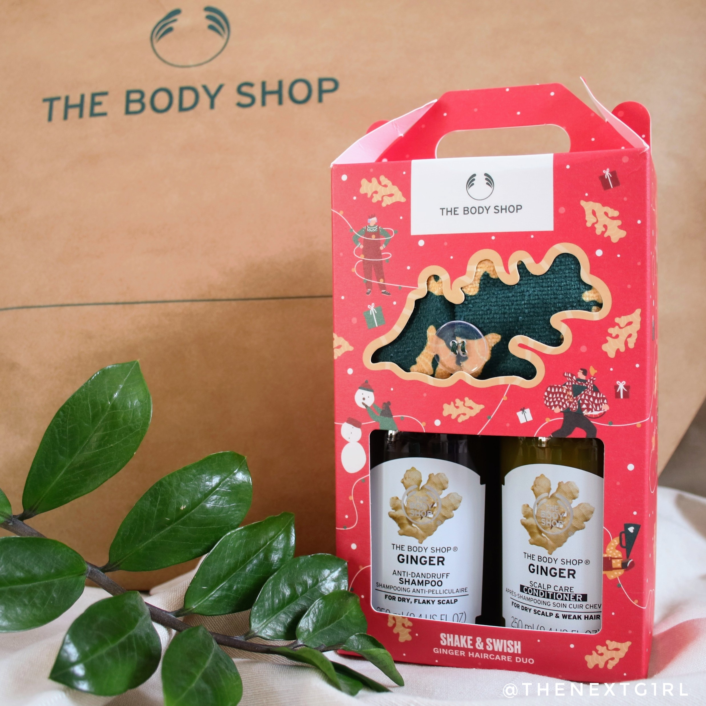 Tip: Kerstcadeaus van The Body Shop
