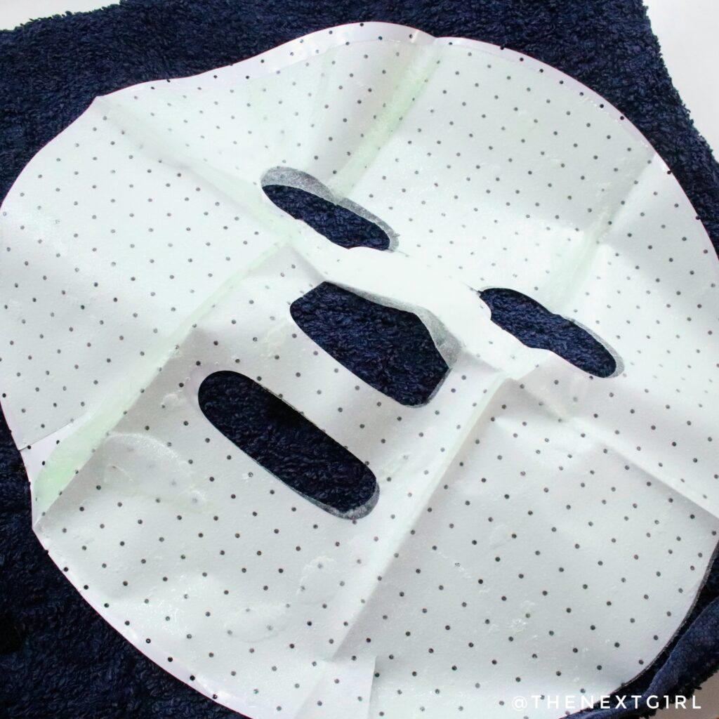 Masker Dr.Jart+ met hulpvel