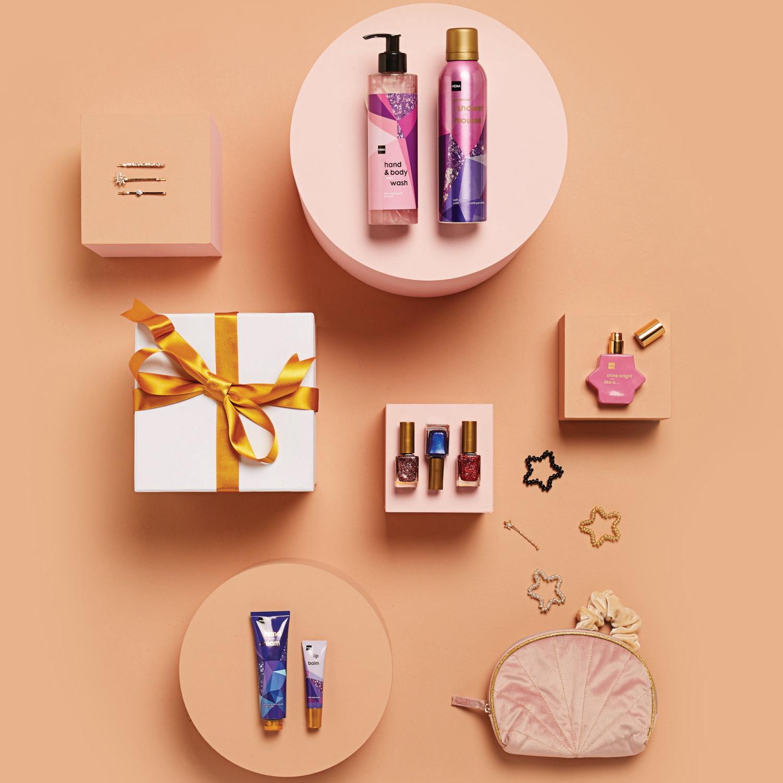HEMA beautyproducten voor de feestdagen