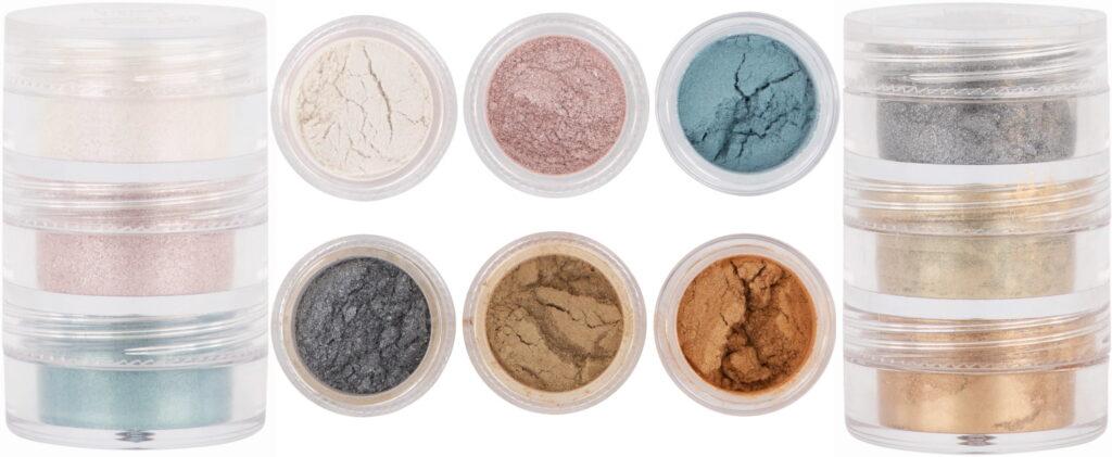 HEMA loose pigment stackers kerst 2020