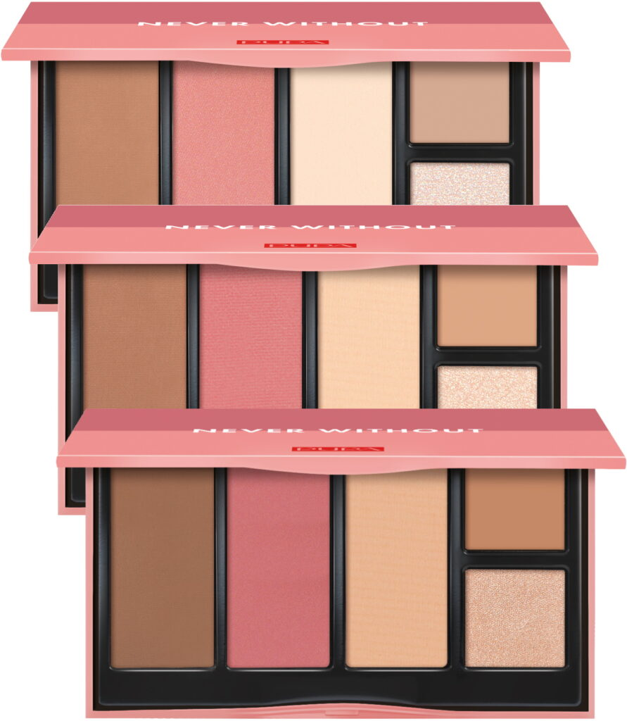 PUPA Milano Never Without face palette