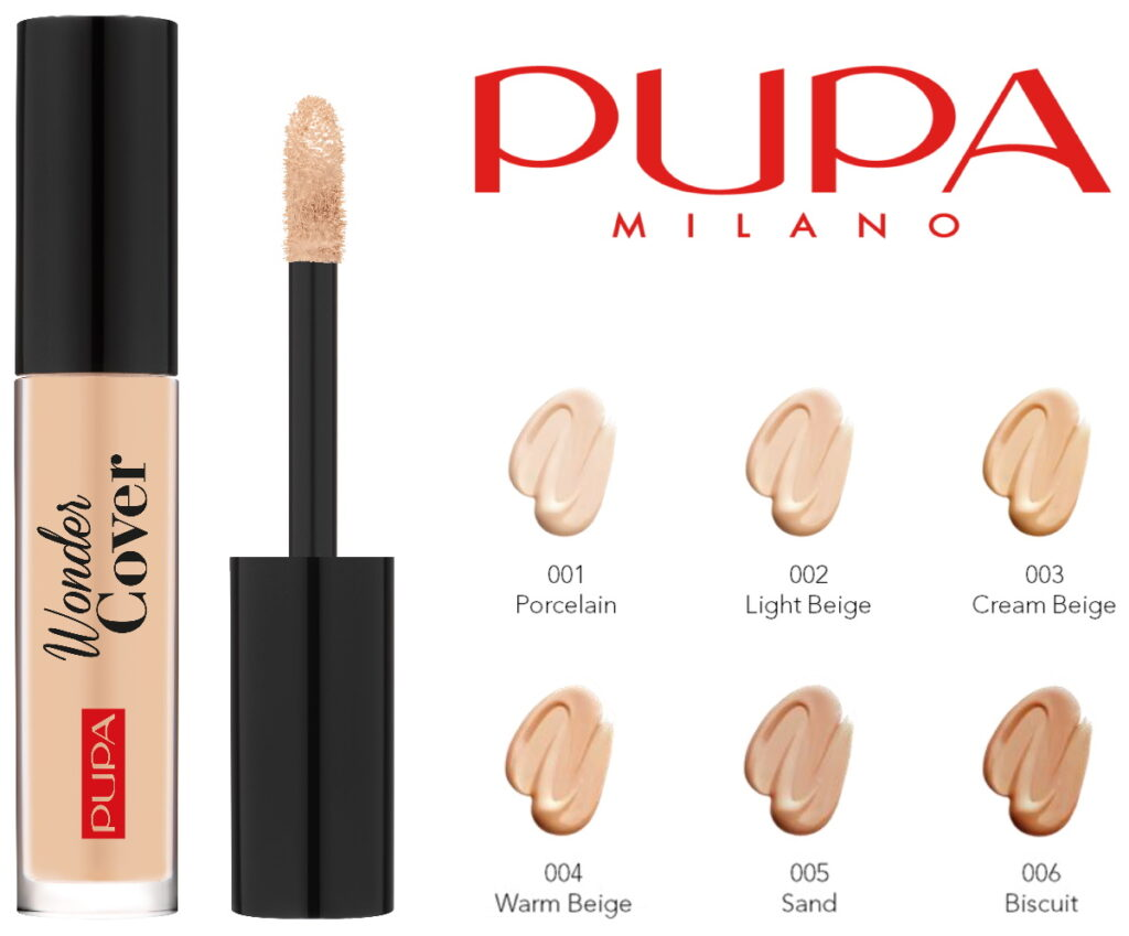 PUPA Wonder Cover concealer 2020