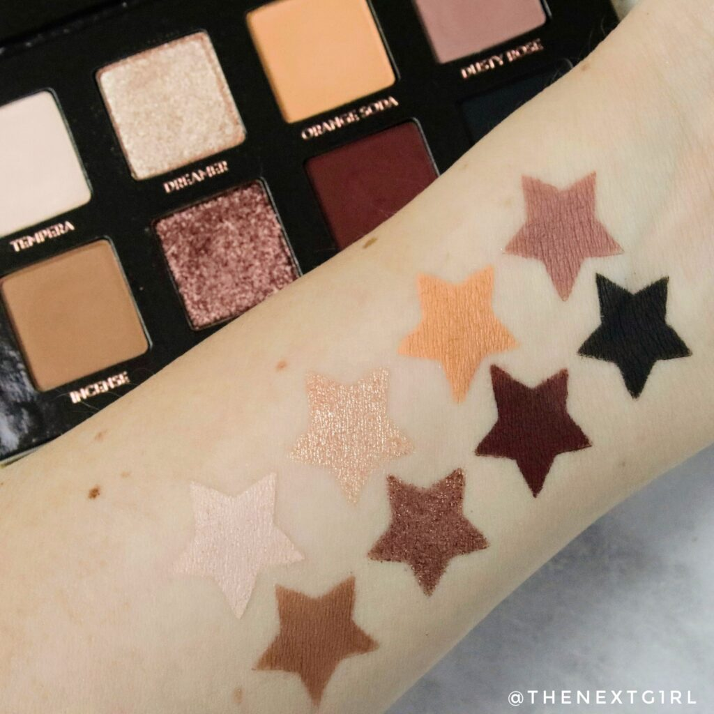Soft Glam 2 swatches ABH
