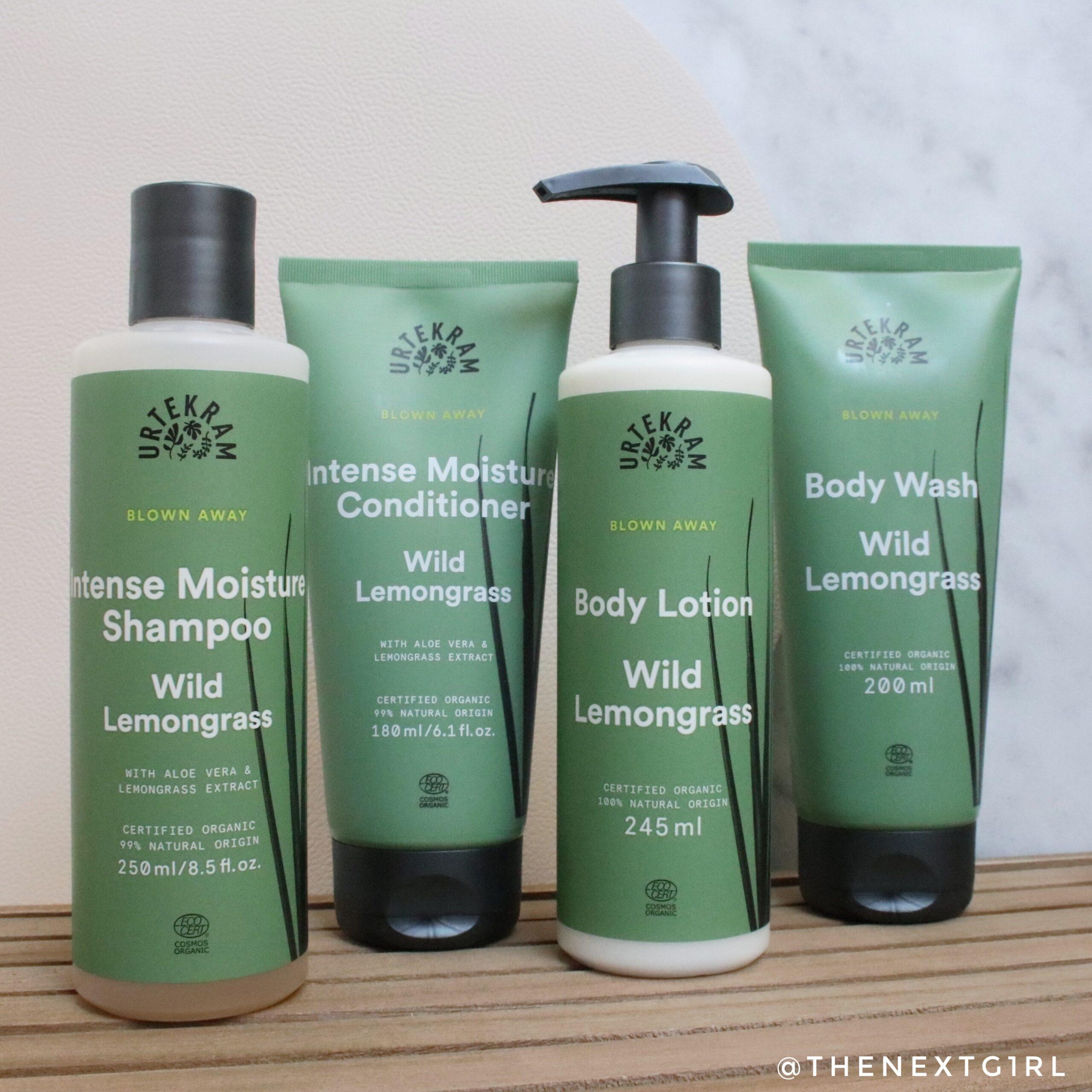 Urtekram Wild Lemongrass producten