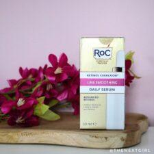 ROC Retinol Correxion daily serum verpakking