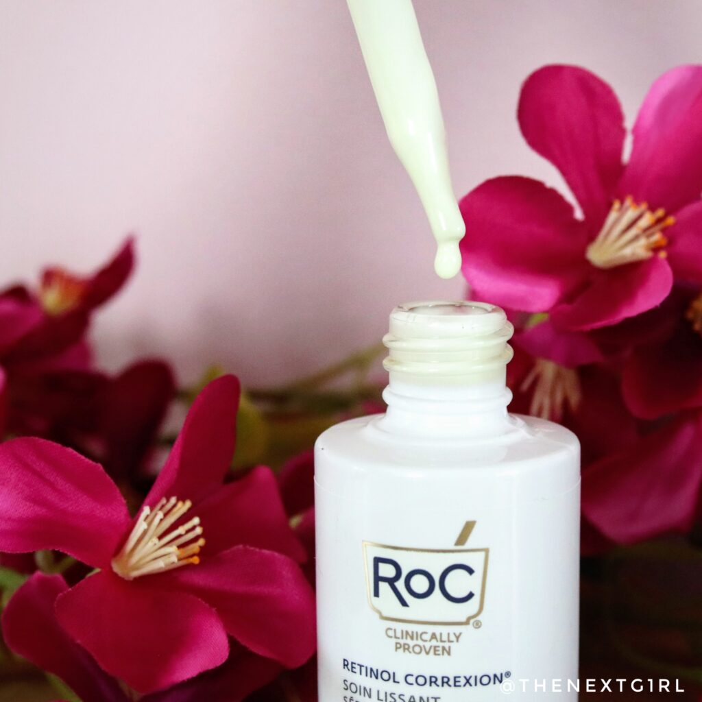 Textuur ROC Retinol serum