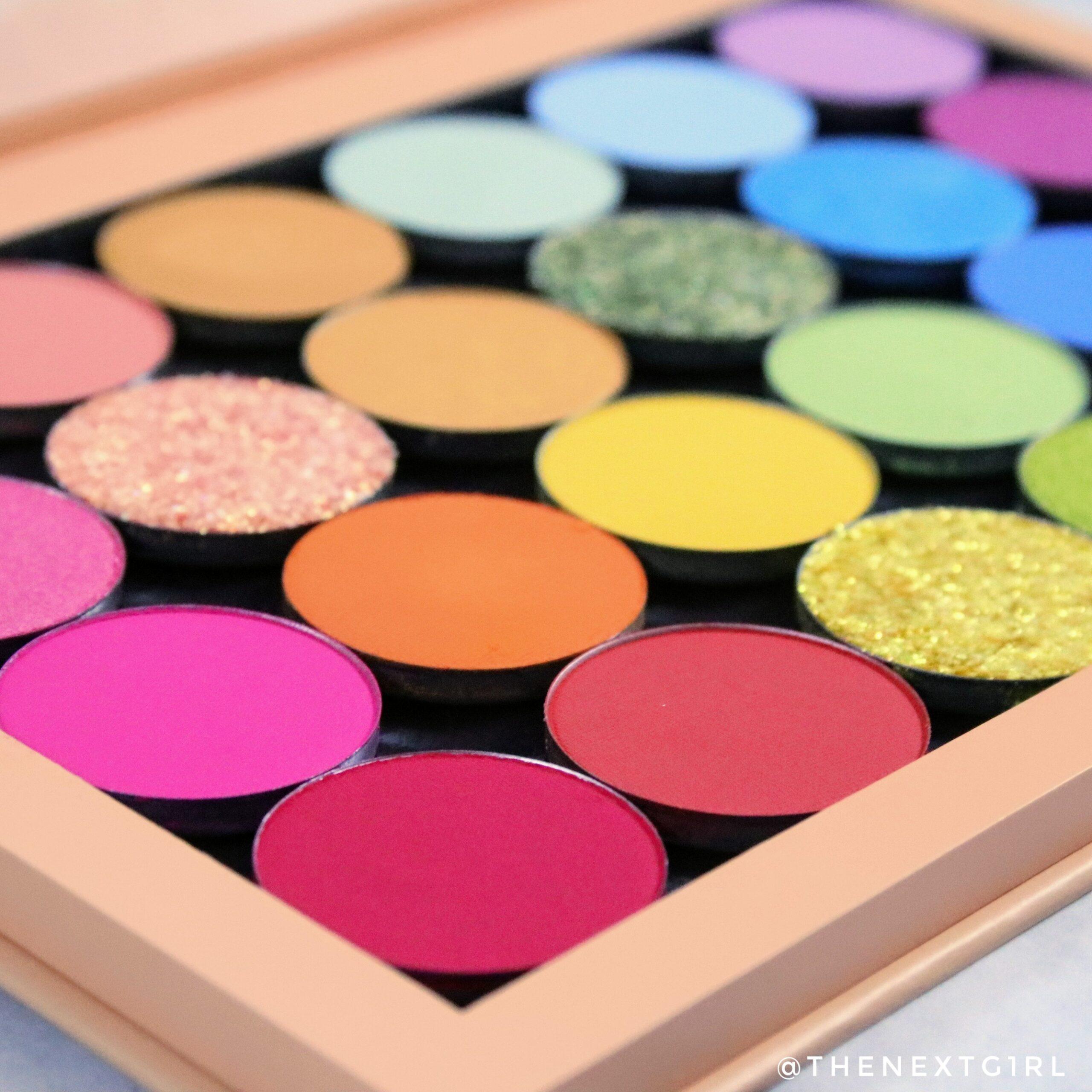 Colourpop She's A Rainbow palette
