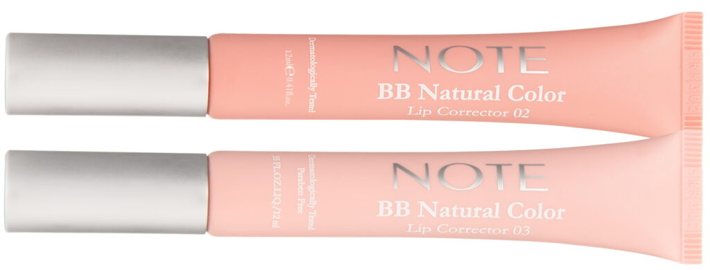 BB Natural Color Lip Corrector