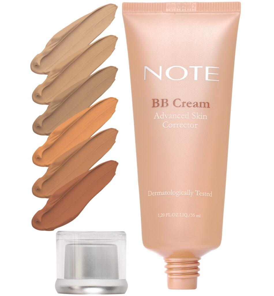 NOTE Cosmétique BB Cream