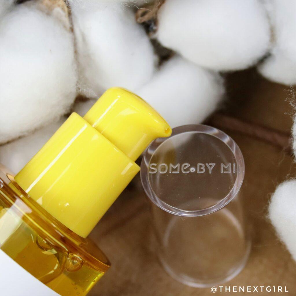 Yuja Niacin serum pompje