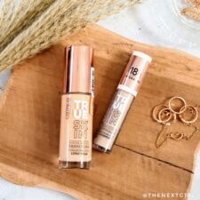 True Skin foundation concealer hyaluronzuur