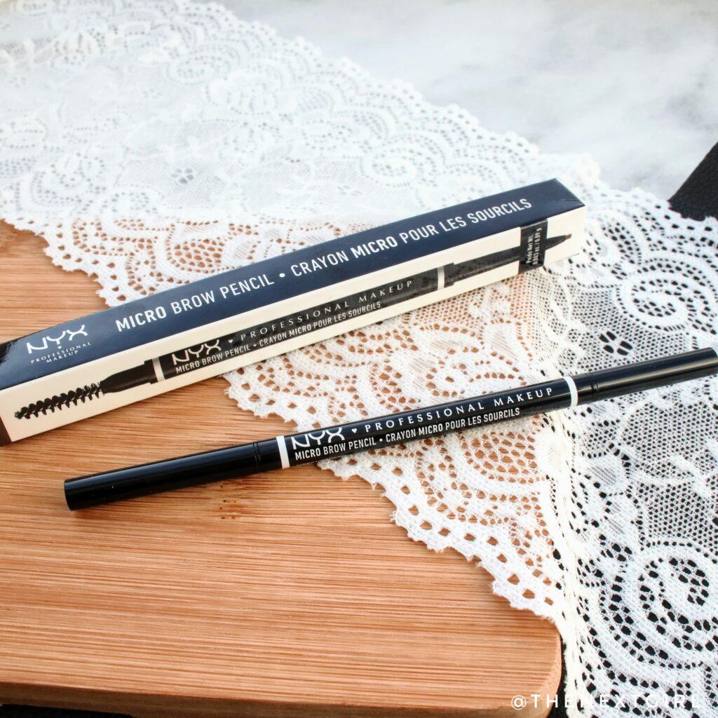 NYX Micro Brow Pencil met borsteltje