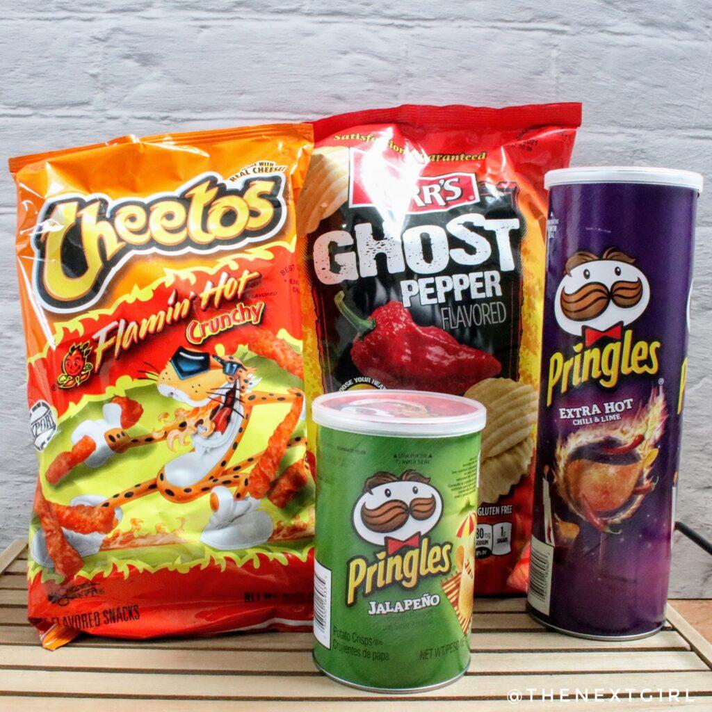 Koop bijzondere snacks als cadeau voor iemand