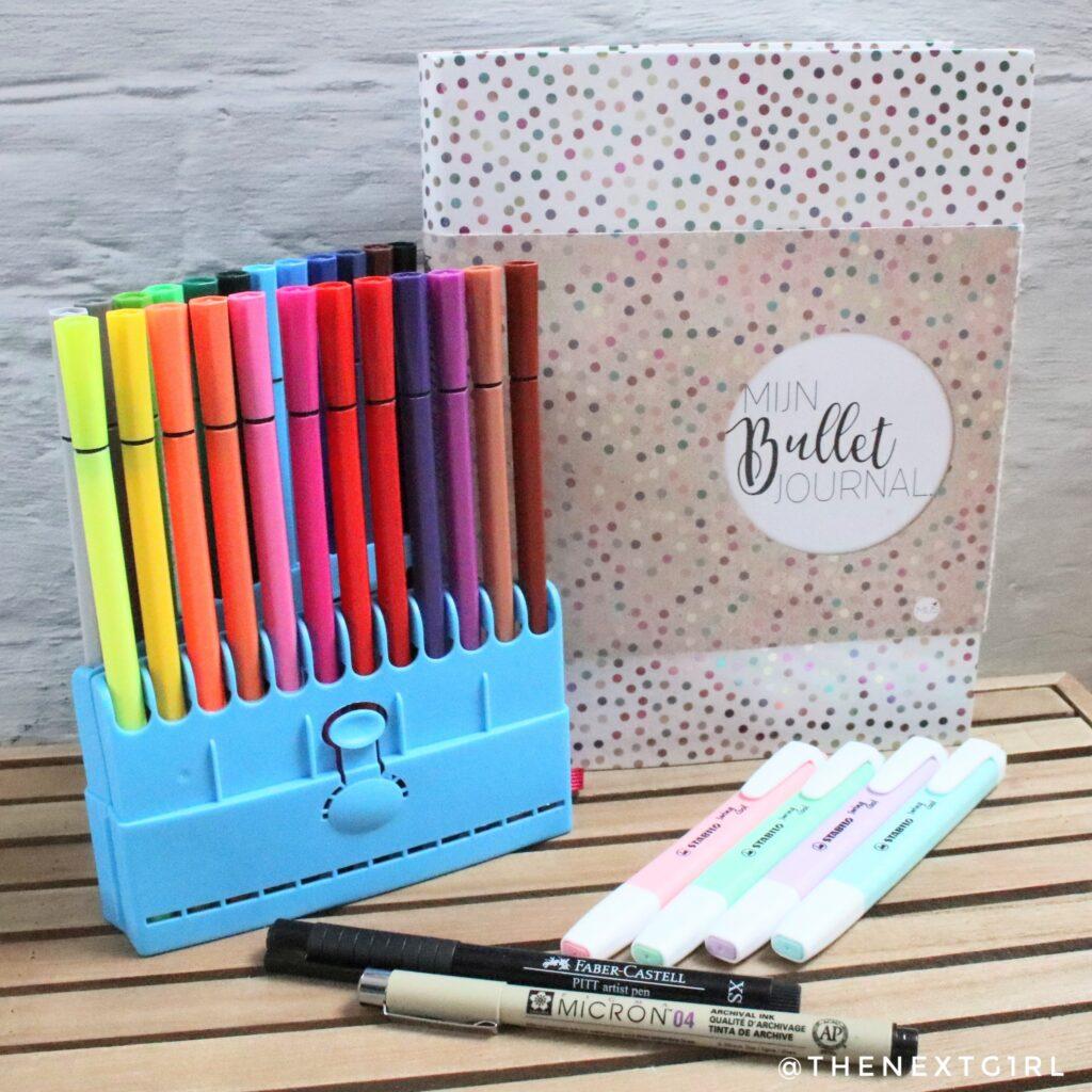 Hobby bullet journal cadeauideeen