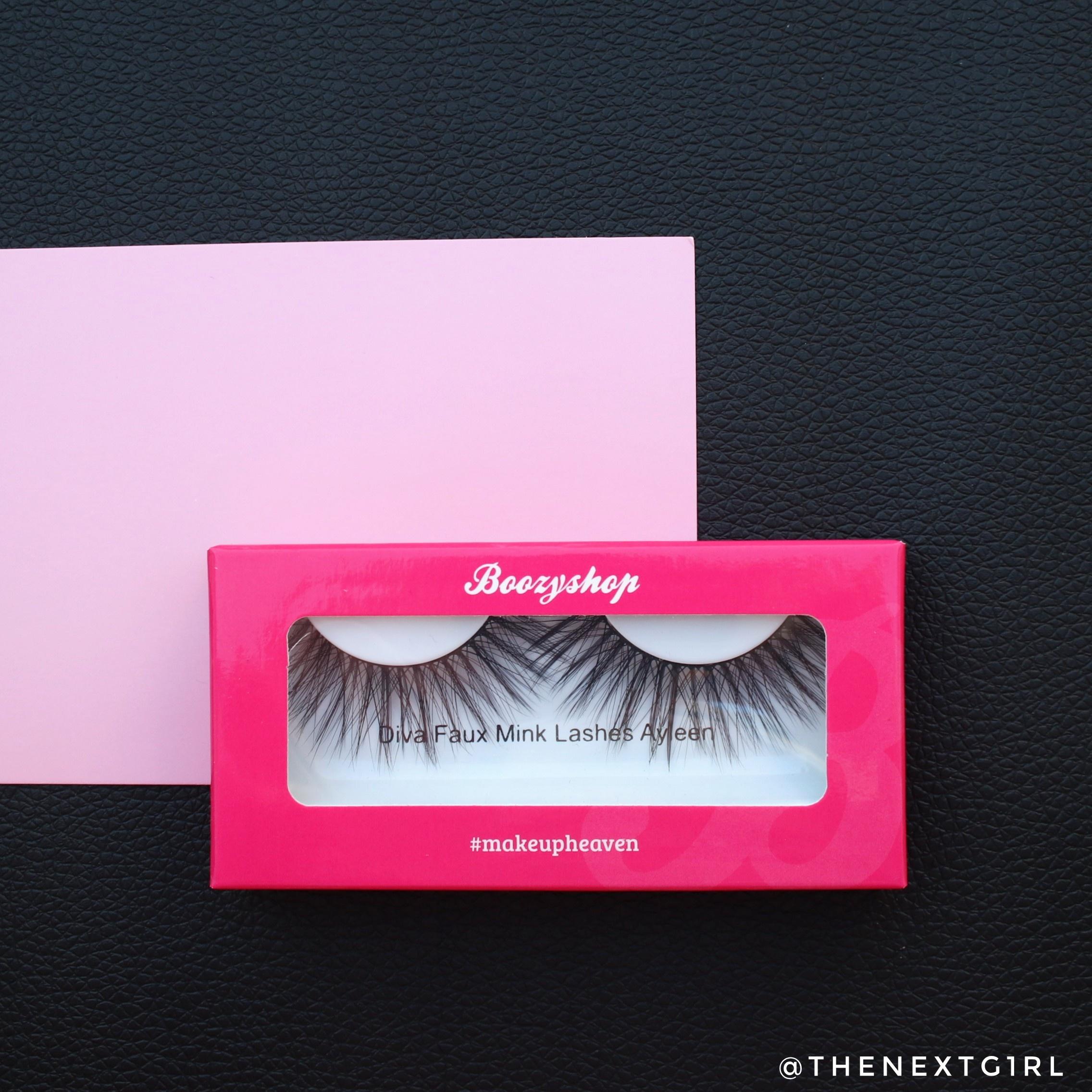 Boozyshop Diva lashes: Ayleen