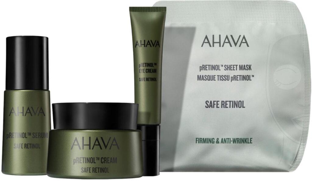 AHAVA pRetinol skincare collectie