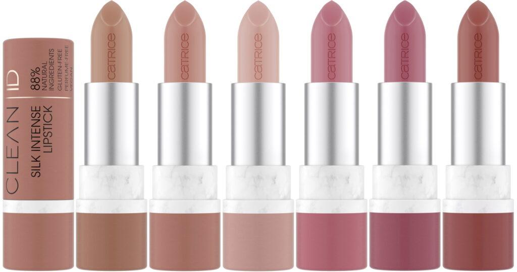 Catrice Clean ID silk lipstick