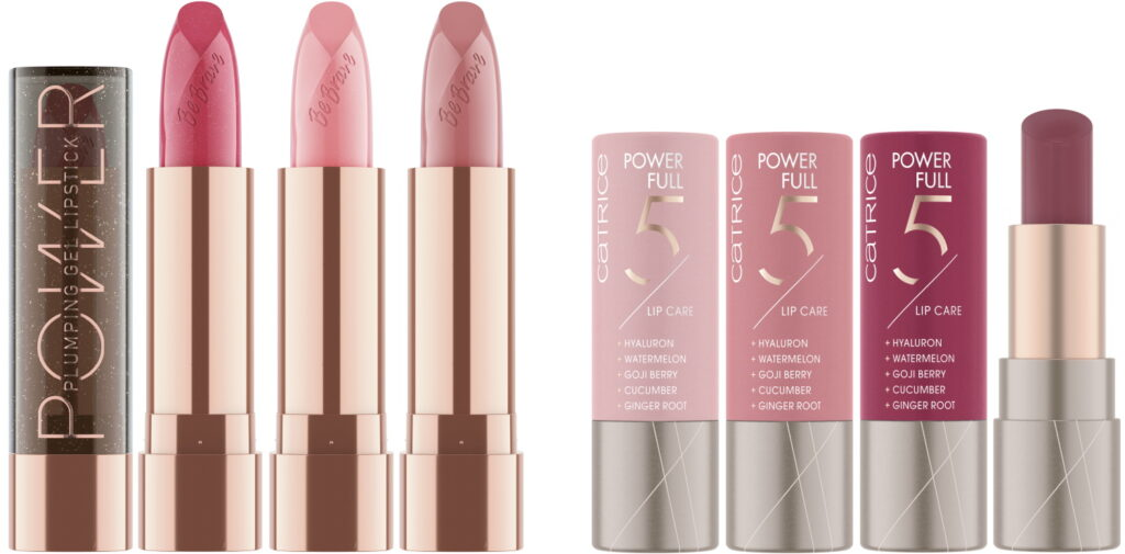 Catrice POWER plumping gel lipstick Power Full 5 lip care