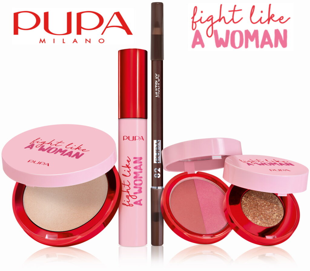 Pupa Fight Like A Woman collectie voorjaar 2021