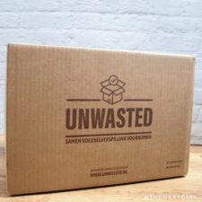 Unwasted box tegen voedselverspilling