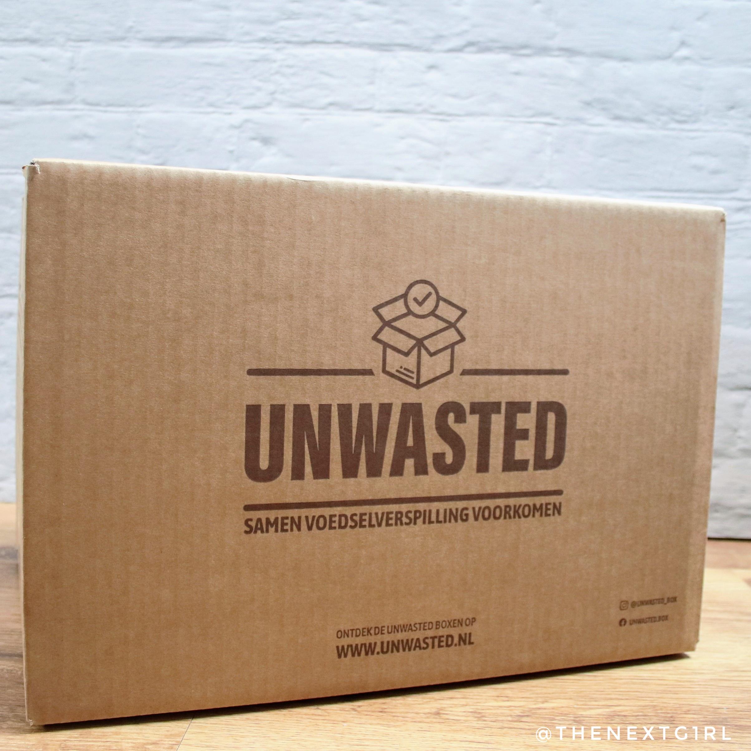 Unwasted: mysterybox tegen voedselverspilling