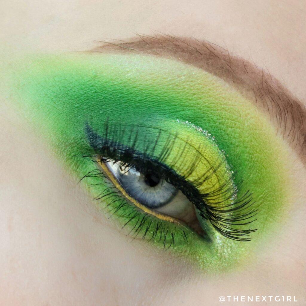Ooglook met NOTE Smokey Eye Pencil in Green