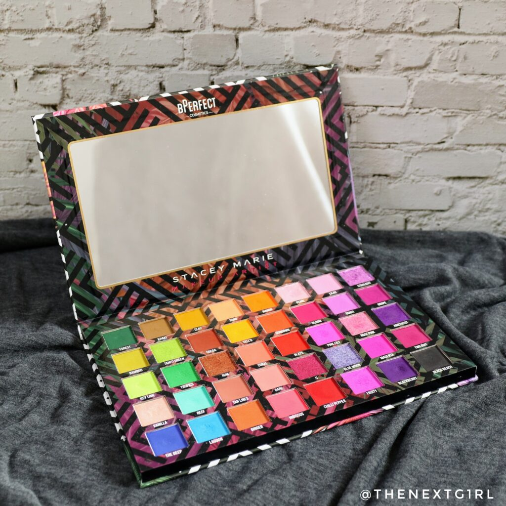 BPerfect Stacey Marie Love Tahiti Carnival 3 palette